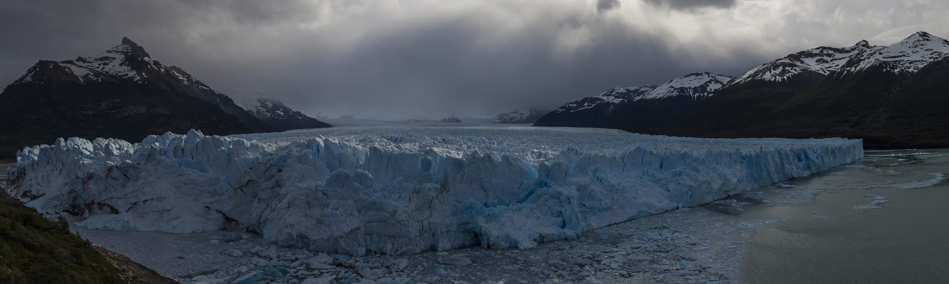 Slider Perito Moreno