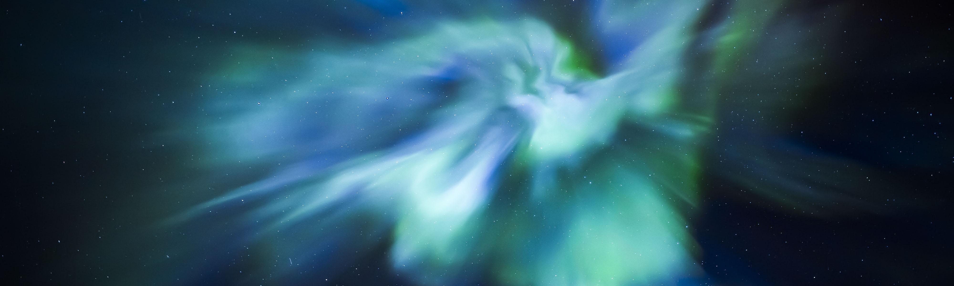 Sliderbild-Aurora-Explosion